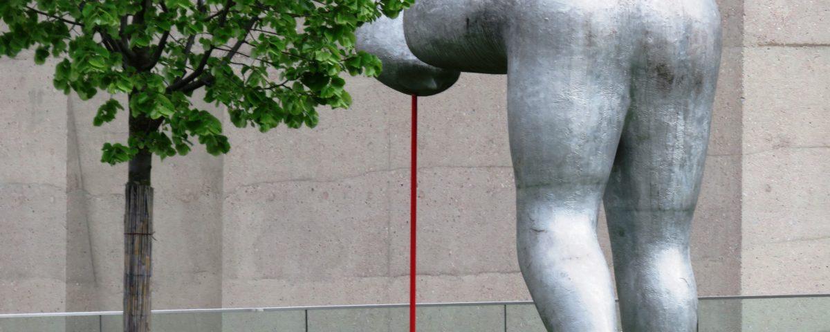 Skulptur Henk Visch